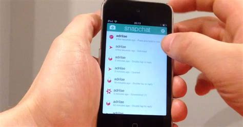 snaphack android snaphack app lets you secretly save snapchats