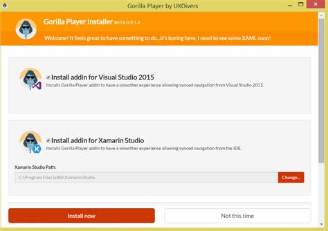xaml tutorial for xamarin bring it on xamarin tutorial xamarin forms designer