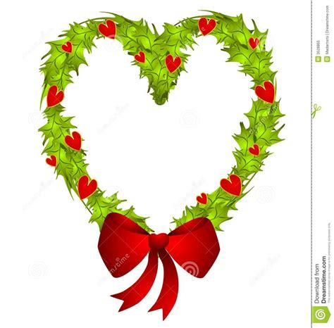card wallpapers free christmas garland clip art free download christmas heart clipart