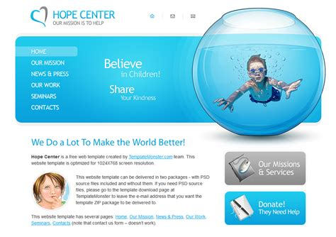 html website template free free charity website template html5 free web templates