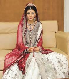 choices in bridal trends in pakistan