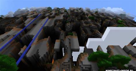 farlands    biome mod  minecraft