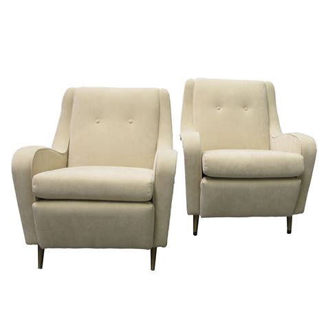 Retro Armchairs by Retro Armchairs With Curved Arms Les Trois Gar 231 Ons