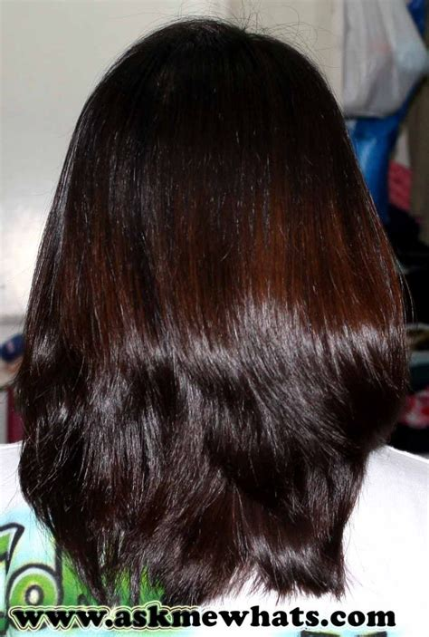 hairstyles for step cut short hair long hairstyles with layers back view hair obsession