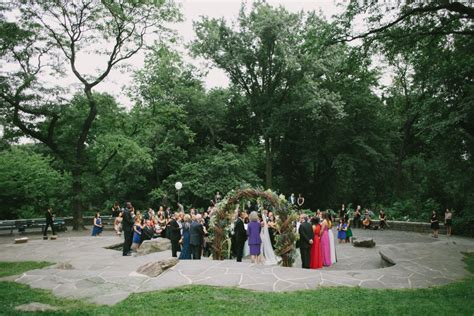 10 Outdoor Wedding Venues in New York City   WeddingWire