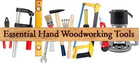 woodworking tool list tool names list images
