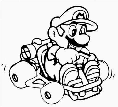 fabulous super mario brothers coloring pages with mario and luigi