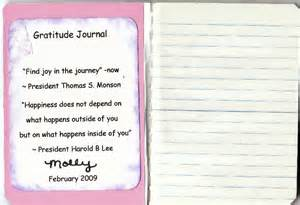 Gratitude Journal Template by Gratitude Journal Template Images