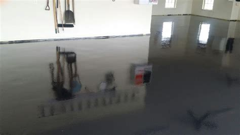 Epoxy, Acid Stain, Polyaspartic, Garage Concrete Coatings