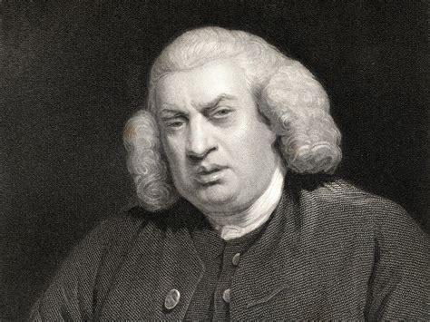 Samuel Johnson samuel johnson celebrated lexicographer s 10 finest