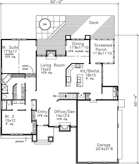 webster path ranch home plan 072d 0658 house plans and more