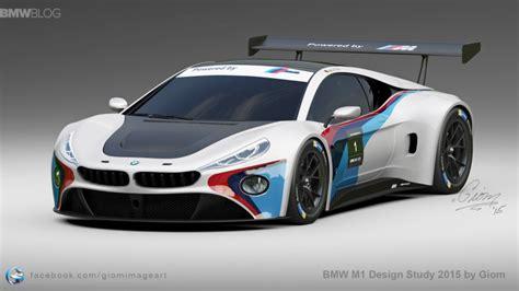 bmw supercar concept bmw m1 design study shows a futuristic supercar