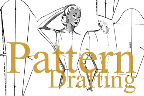 pattern drafting for beginners a beginners pattern drafting course with ben pinpin