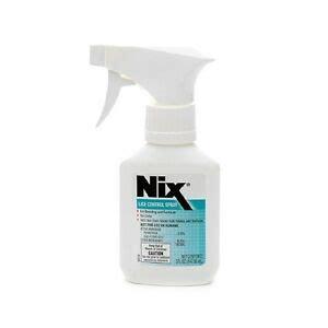 nix lice control spray  oz kills bed bugs step   bed furniture odorless