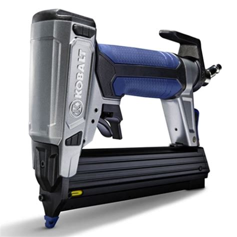 shop kobalt roundhead pin pneumatic nailer at lowes com