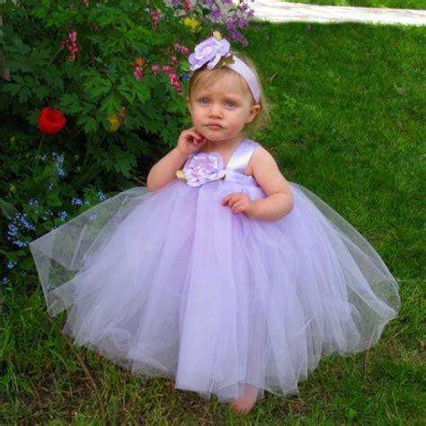 Wedding Dress Anak Tutu Blossom Merah lavender tulle flower dress wedding flower dresses for toddlers tulle dress