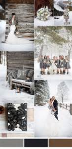 wedding colors for winter top 10 winter wedding color combos 2016