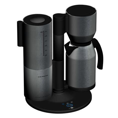 porsche design coffee maker siemens tc911p2 thermo coffee machine design and