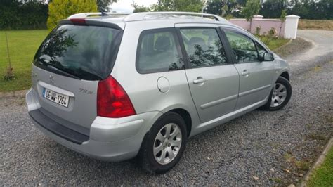 peugeot 307 7 seater for sale 2006 peugeot 307sw 16 diesel 7 seater for sale in