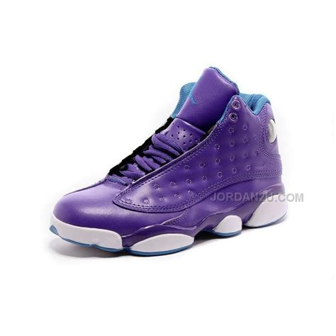 air jordan 13 women c women violet purple aj 13 girls air jordan 13 hornets