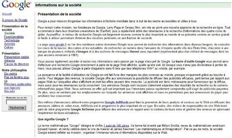 Présentation Lettre Entreprise Pr 233 Sentation De L Entreprise Veilleur Strat 233 Gique