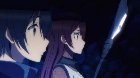 6 anime like death march kara hajimaru isekai kyousoukyoku
