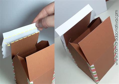diy caixinha porta retrato namorada criativa por diy caixinha casinha para o natal namorada criativa