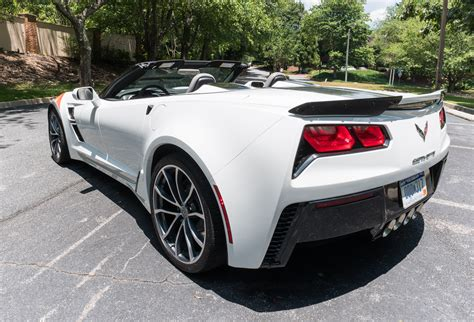 drive review 2017 chevrolet corvette grand sport