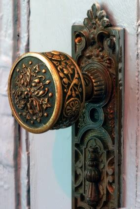 Vintage Door Handles And Knobs by More Than I Can Chew Decision Doorknobs