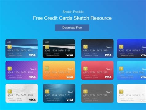 credit card html5 template freebie sketch credit cards one page html5 template
