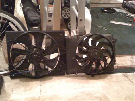 lincoln viii fan electric fan conversion page 6 ford truck
