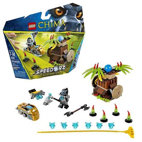 Lego Asli 70136 Legends Of Chima Banana Bash Brick Terbaik Lego Legends Of Chima 70136 Speedorz Banana Bash Lego