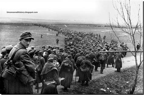 Detox Waiting For The War by German Soldiers In Koenigsberg After The Soviet