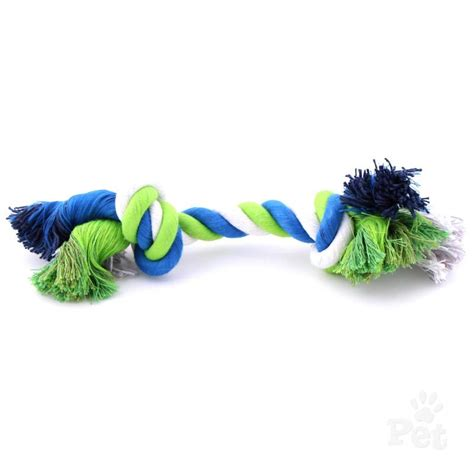 rope toys dogit multi coloured rope