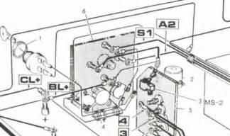83 ezgo marathon resistor cart won t reverse