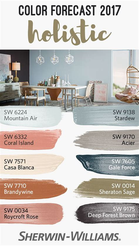 best color palettes 2017 new 2017 interior design tips ideas home bunch