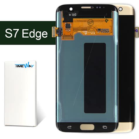 Lcdtouchscreen Samsung S7 Edgeoriginal Samsung Indonesia popular galaxy s7 edge lcd screen buy cheap galaxy s7 edge lcd screen lots from china galaxy s7