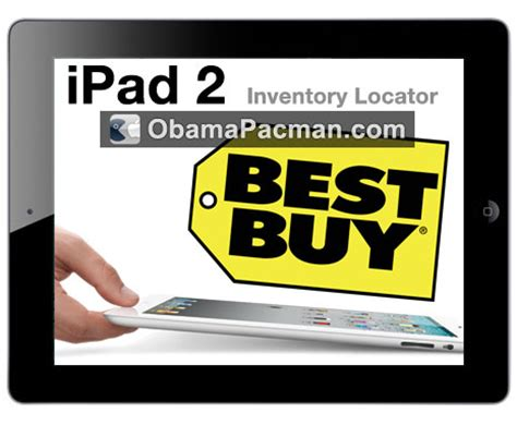 ipads at best buy best buy 2 inventory tracker obama pacman