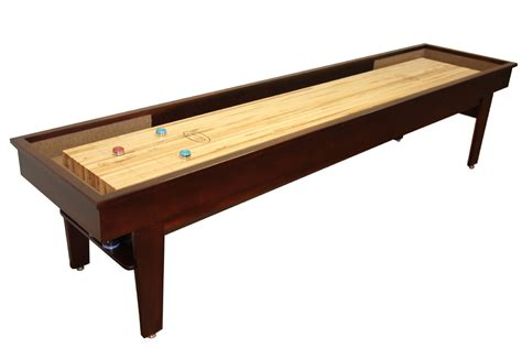 12 foot shuffleboard table 12 foot patriot shuffleboard table mcclure tables