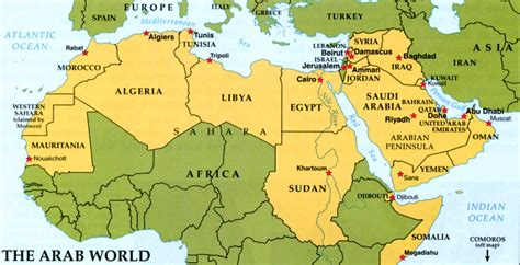 map of the world in arabic barlow warns of water crisis in the arab world the