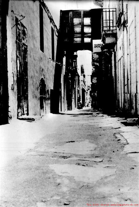 Vieille ruelle à La Valette - Malte, centre historique