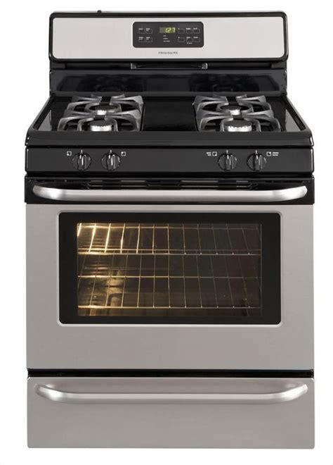 home depot protection plan cost frigidaire 5 cu ft gas range with self cleaning oven in