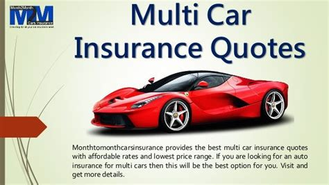 Doctors Car Insurance 2 by Multi Car Insurance Quotes With Lowest Premium Rates