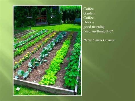 garden powerpoint
