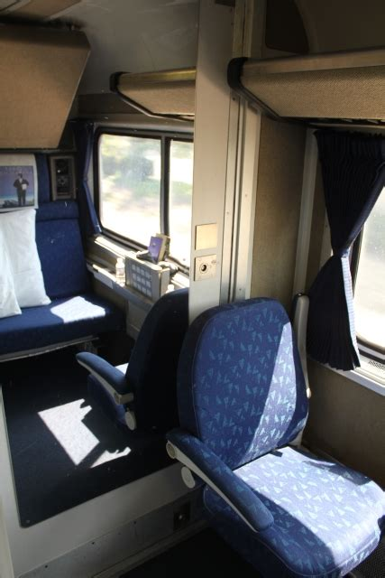 Amtrak Family Bedroom | amtrak superliner parlour car and observation car