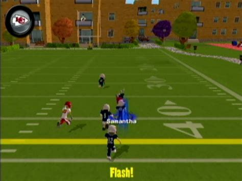 backyard football 08 backyard football 2009 screenshots and facts