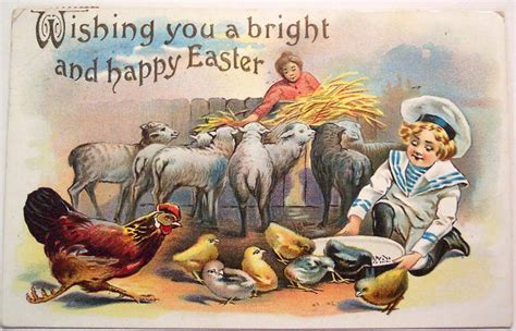 a happy easter prayer books ali vic ten laughs vintage easter card edition