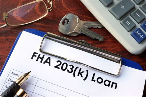 understanding the 203k loan process what buyers must