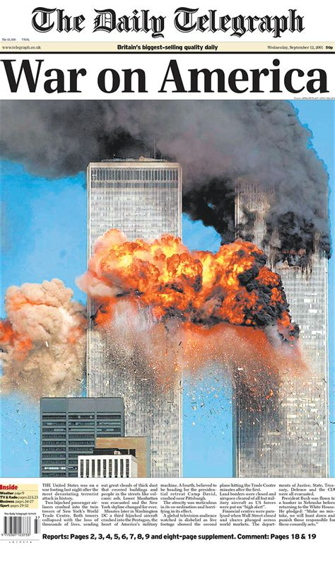 September 11 Essay by Bkeulitt Just Another Site