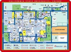 Fresno State Map by Message From The Chair Department Of Earth And